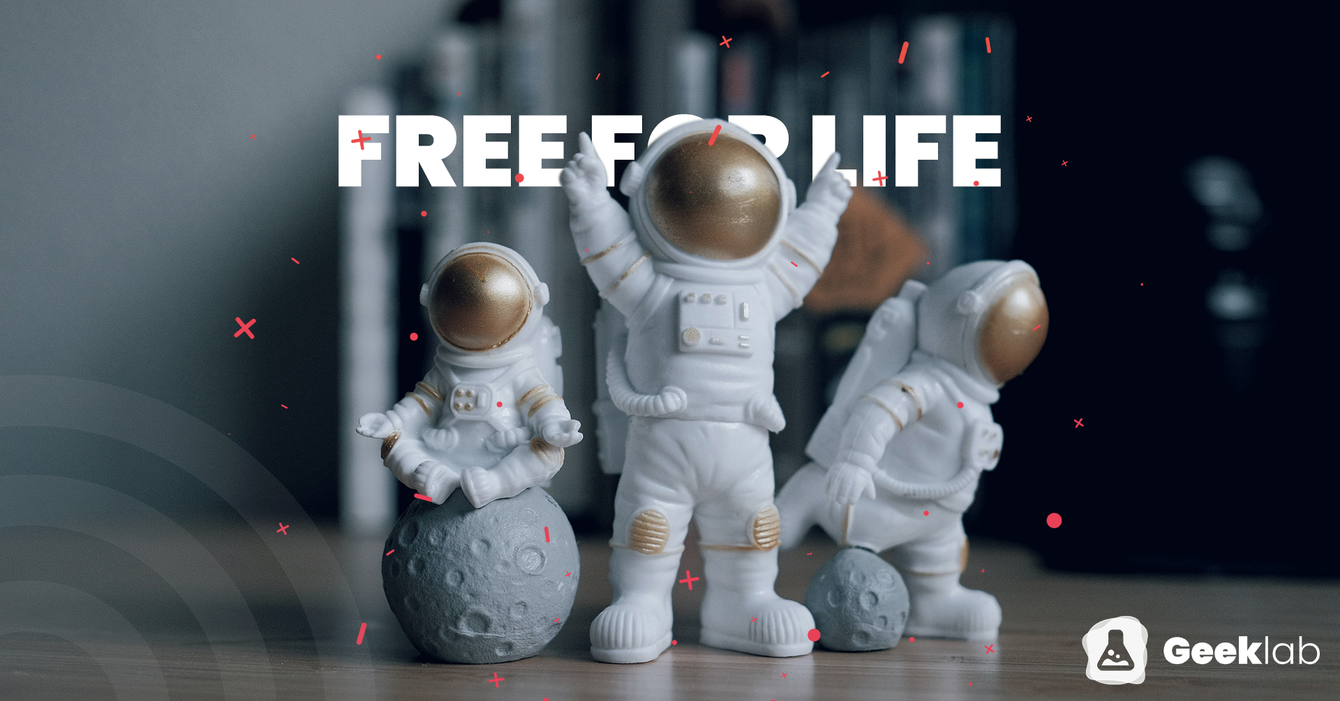 New: Geeklab Free for life